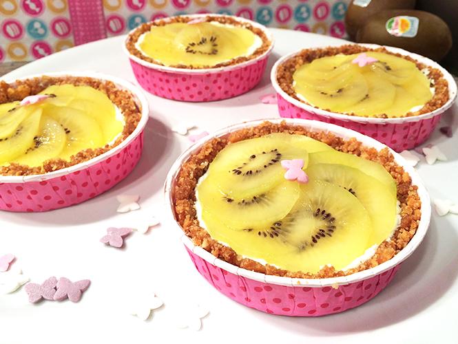 dessert au kiwi