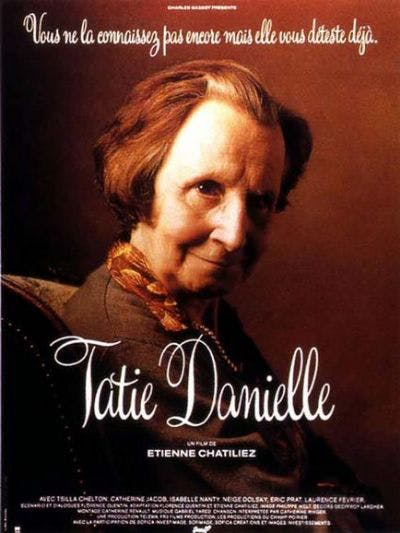 Affiche Tatie Danielle
