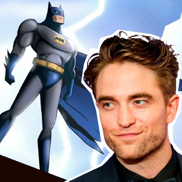 The Batman film Robert Pattinson costume histoire casting