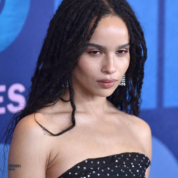 Batman Catwoman Zoe Kravitz film Warner Robert Pattinson