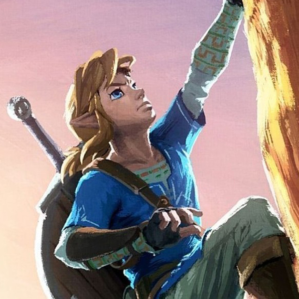 The Legend of Zelda jeu vidéo adapté en série