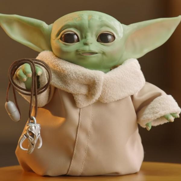 baby yoda produits dérivés disney star wars série the mandolarian Disney+