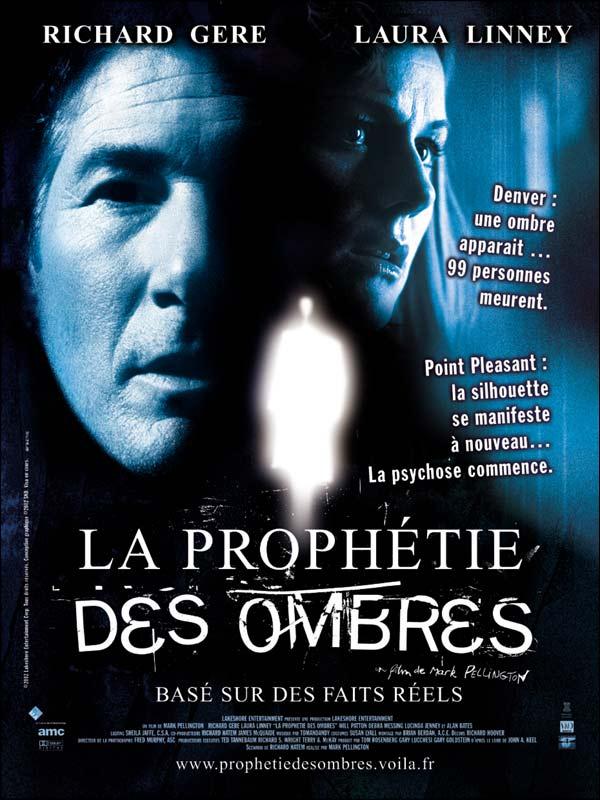 Affiche La Prophétie des ombres