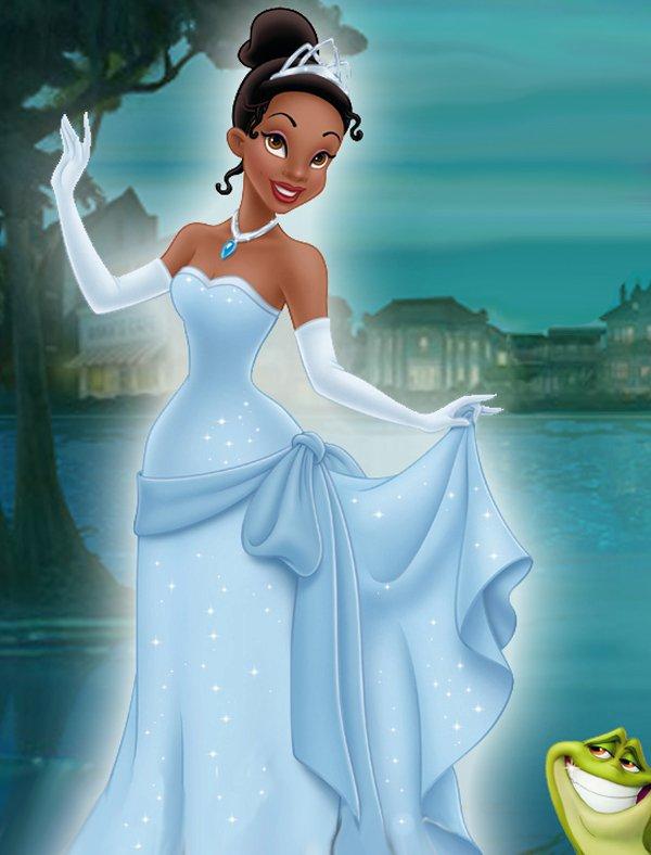 Tiana De La Princesse Et La Grenouille Momes Net