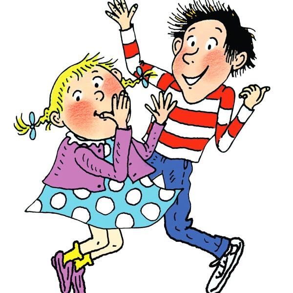 Tom-Tom et Nana dessin animé J'aime lire bande dessinée