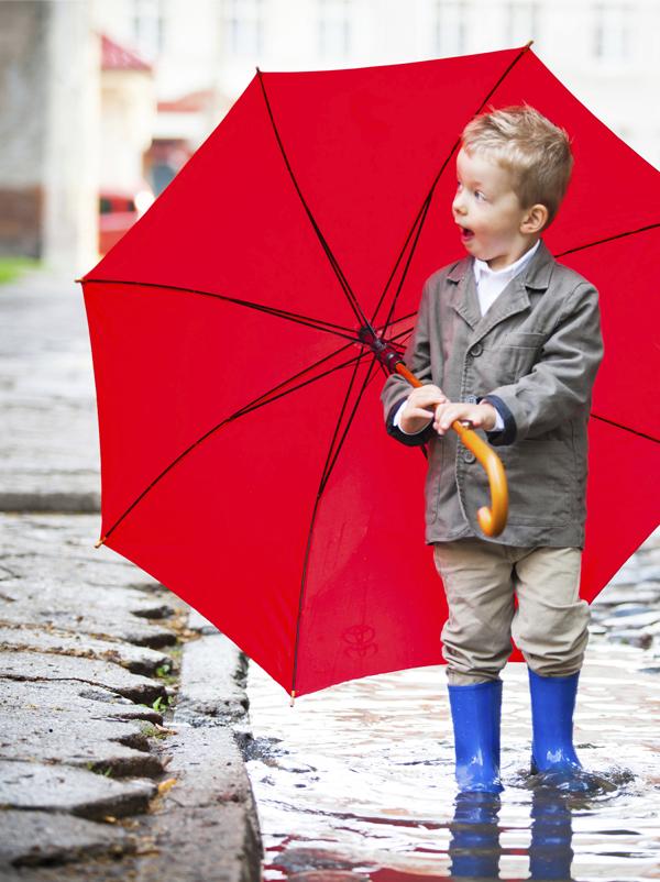 Comptine Tombe tombe tombe la pluie