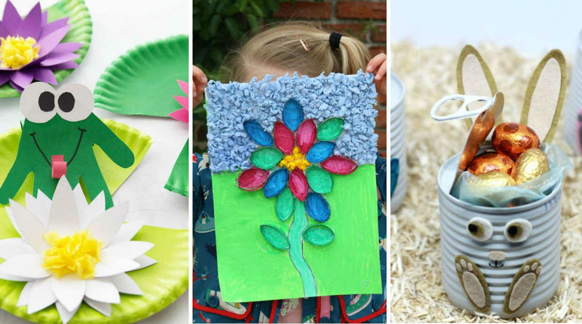 Top 20 des activités spéciales vacances de printemps
