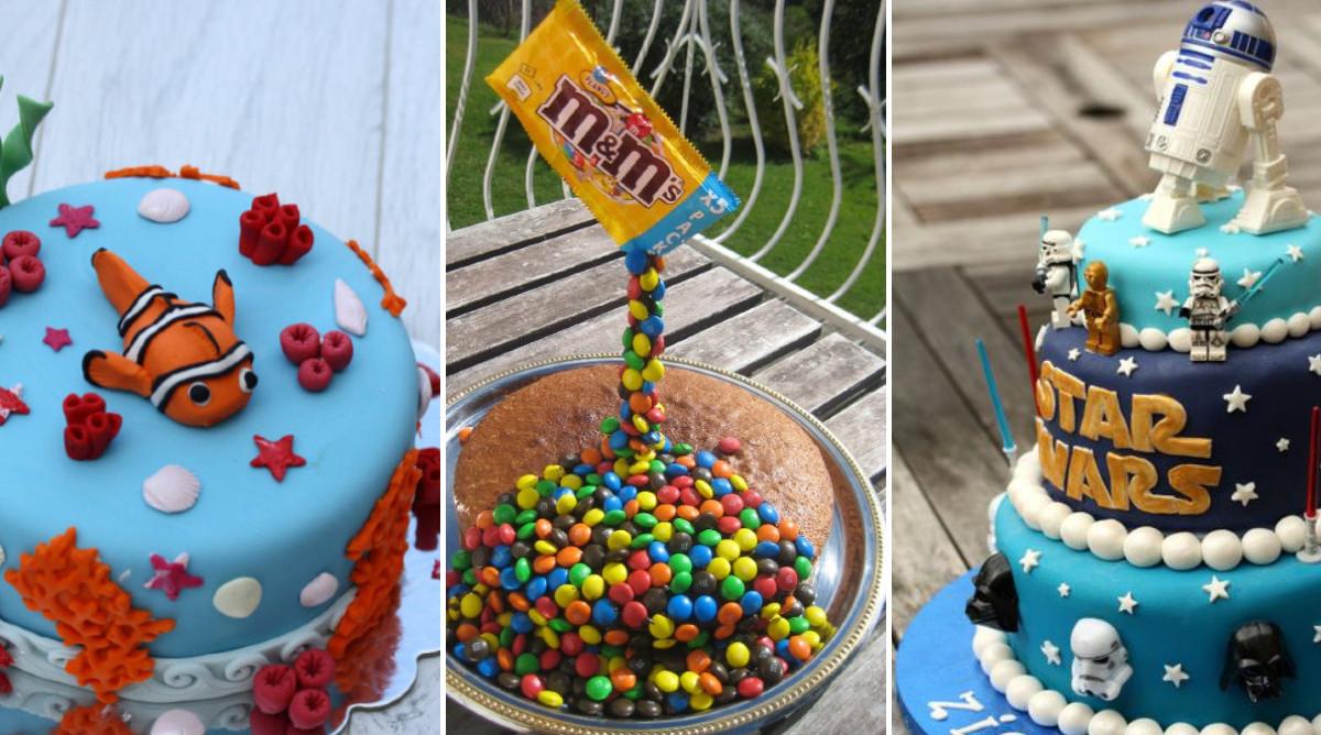 Top 20 des gâteaux d'anniversaire les plus incroyables faits maison