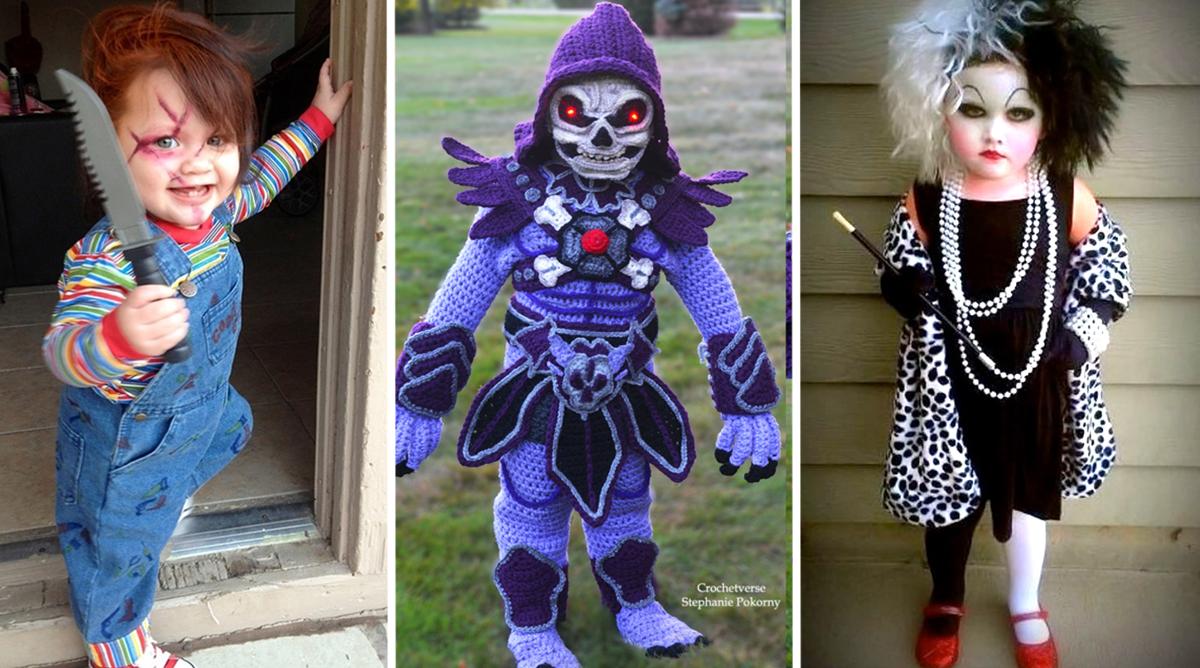 TOP 40 des meilleurs costumes d'Halloween d'enfants de tous les temps
