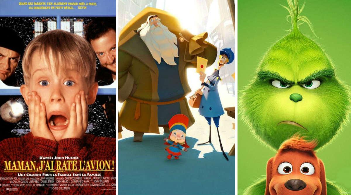 Top 50 des films de Noël à voir et à revoir avec les enfants