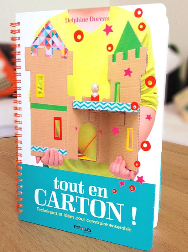 Tout en carton ! de Delphine Doreau