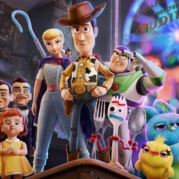 Toy Story 4 bande annonce officielle trailer affiche film Disney Pixar