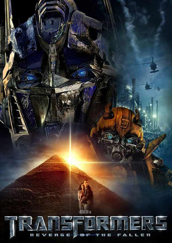Affiche Transformers 2 - La revanche
