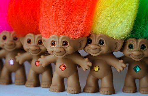 trolls jouets