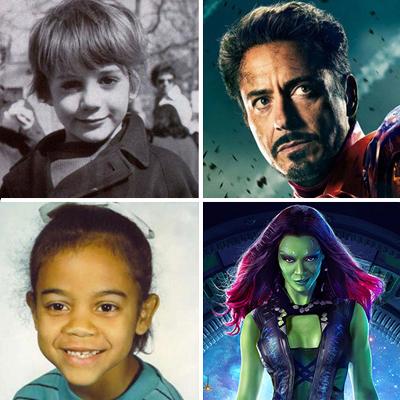 Avengers enfants