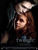 Affiche Twilight - chapitre 1 - fascination