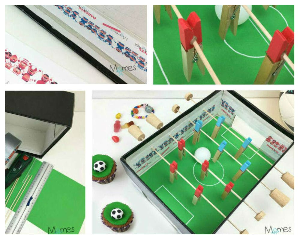 baby foot pour baby bricoleurs momesnet