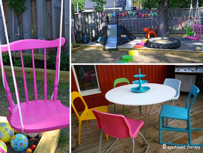 Un espace de jeux color et ludique - Lappartement tamka espace vie ludique ...