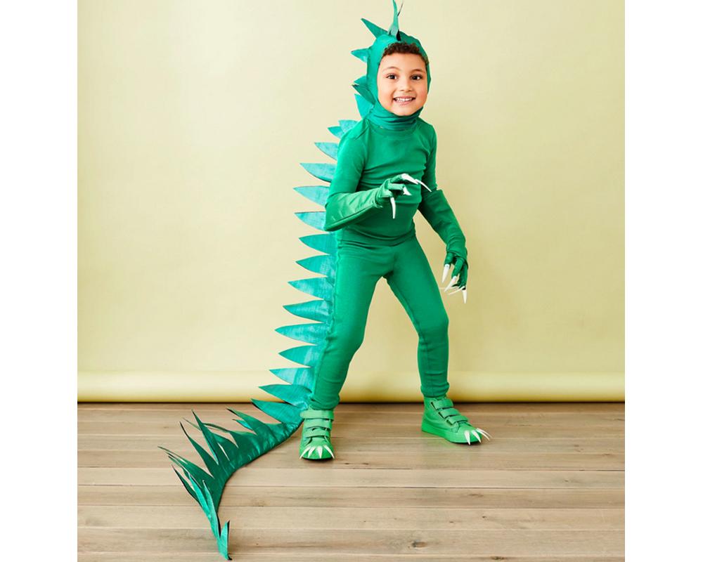 Dinosaure déguisements costume Halloween enfants