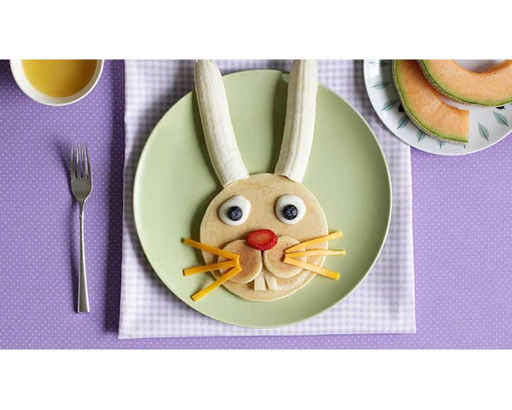 crêpes rigolotes lapin chandeleur mardi gras carnaval