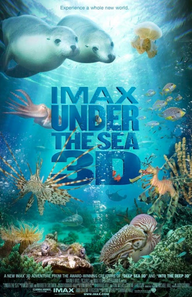 Affiche Under the sea
