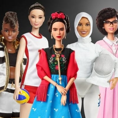 Une collection de Barbie à l'effigie de femmes d'exception !
