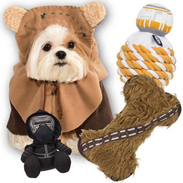 Star Wars jouets déguisements pour animaux Animalis