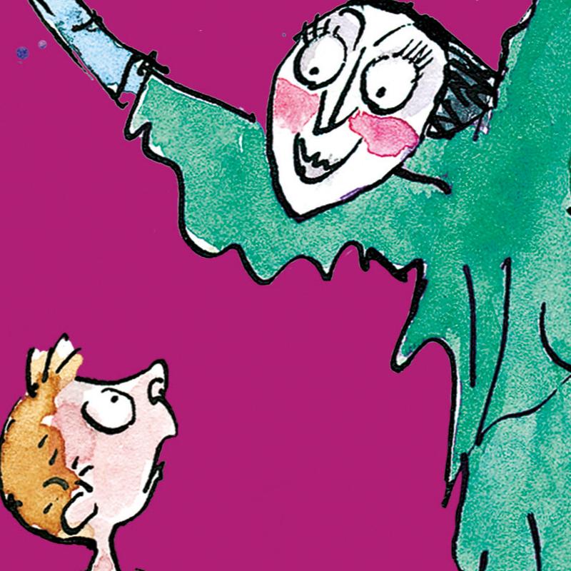 adaptation cinéma Sacrées Sorcières Robert Zemeckis roman de Roald Dahl