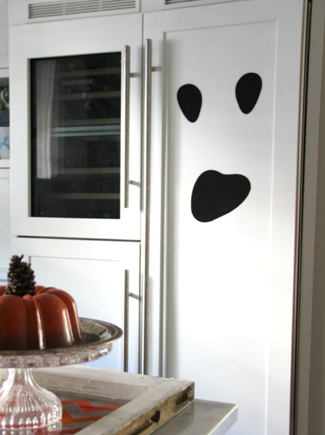decoration maison halloween simple