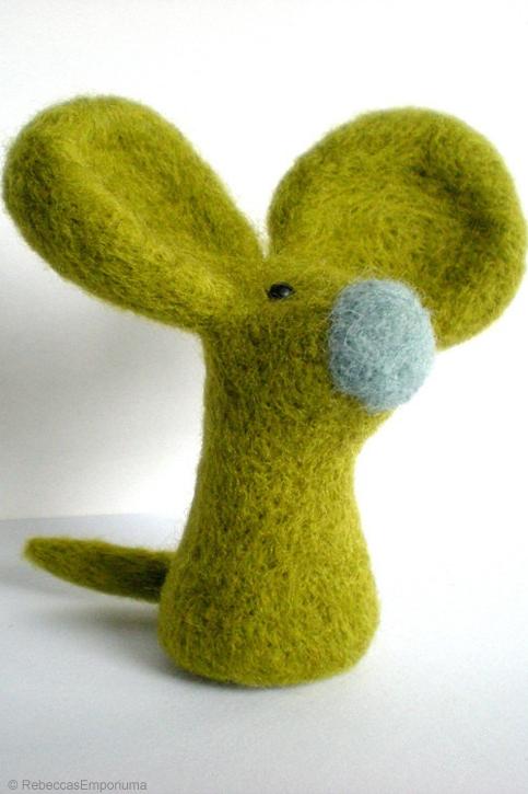 comptine Une souris verte