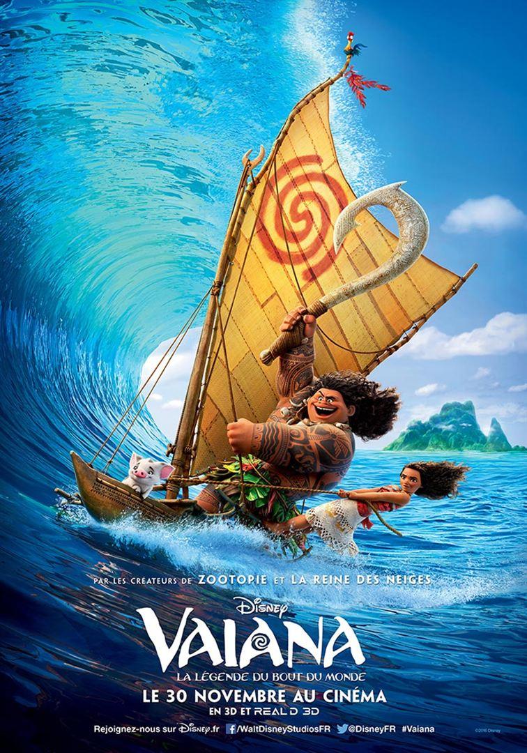 Vaiana, la légende du bout du monde