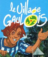 Affiche Village Gaulois de Pleumeur