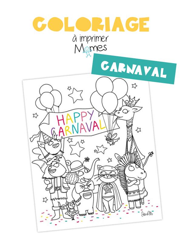 Vive le carnaval !