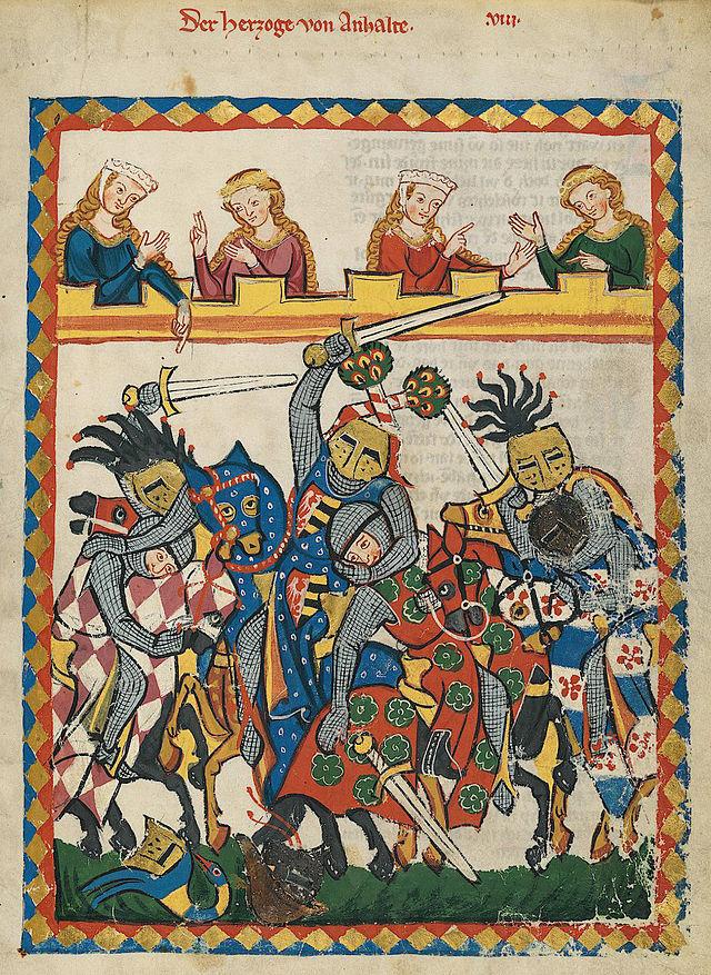 Vocabulaire et orthographe du Moyen-Age : fiche