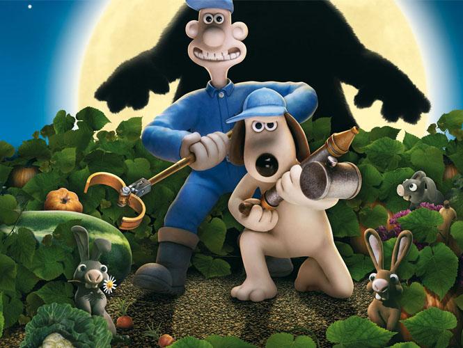 Wallace et Gromit : le mystère du lapin garou