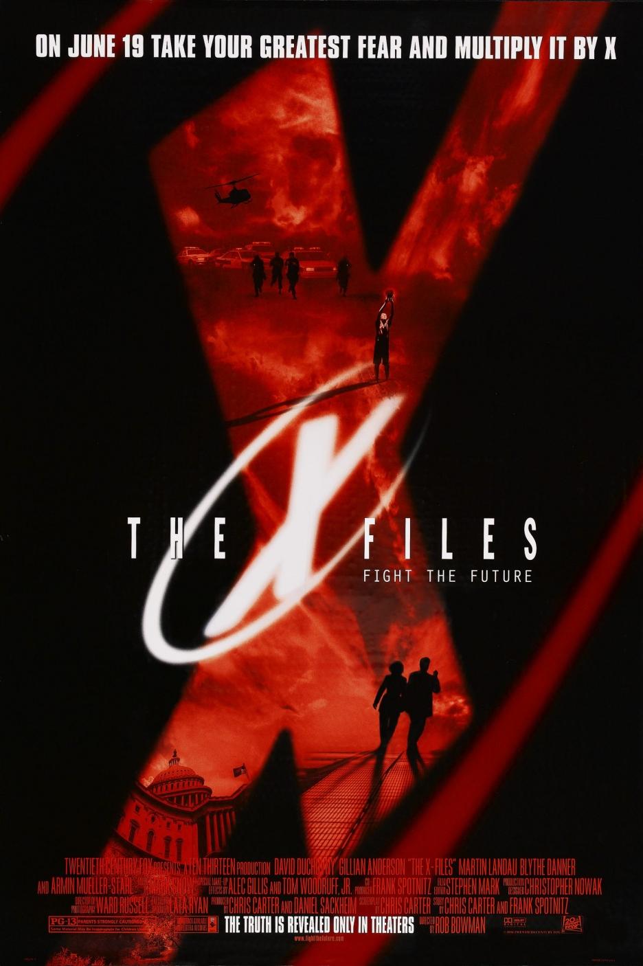 Affiche X-files