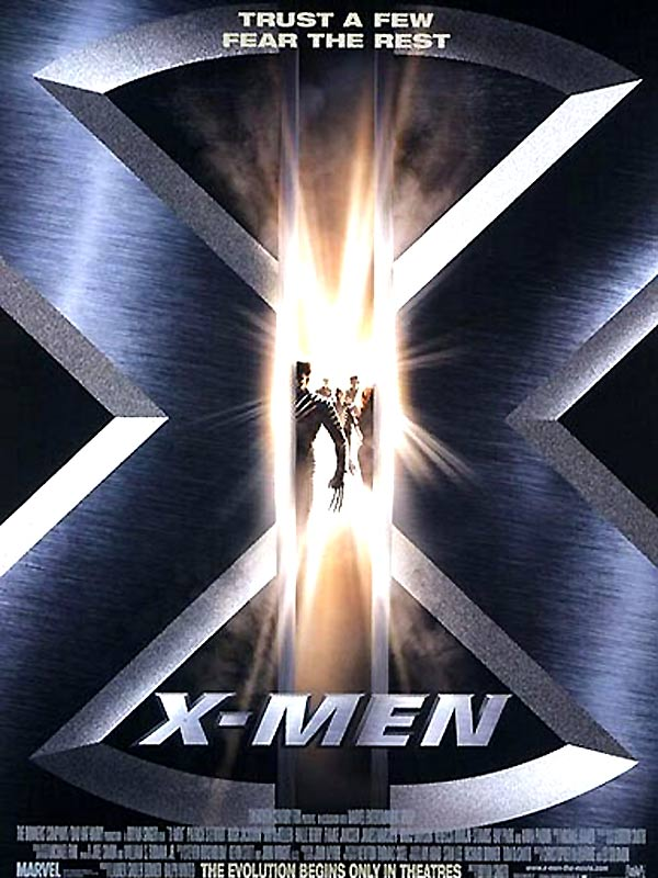 Affiche X men
