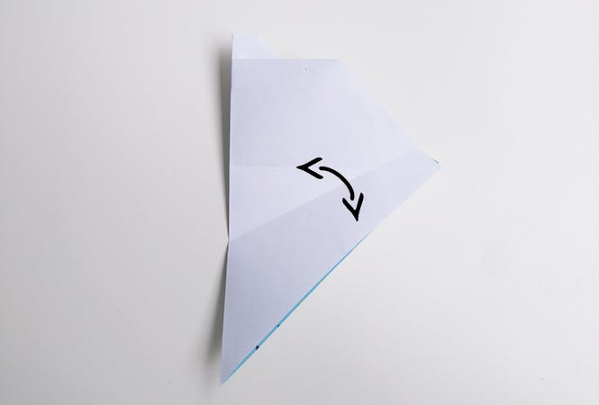 yacht en papier
