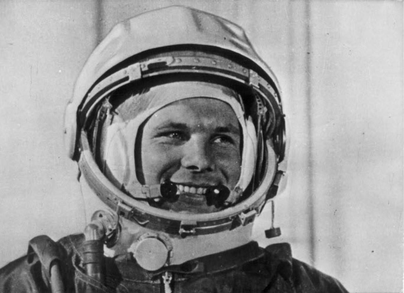 Youri Gagarine, héros de la conquête spatiale