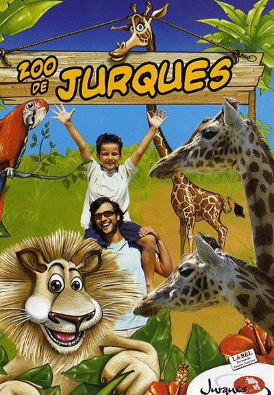Affiche Zoo de Jurques