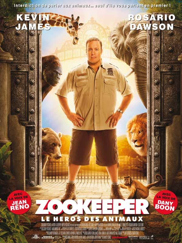 Affiche Zookeeper