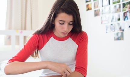 Dermatite atopique : responsable de 2 à 3 semaines d'absence à l'école par an