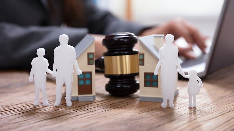 Vivre le divorce de ses parents en étant enfant conduirait à de plus faibles taux d'hormone de l'amour