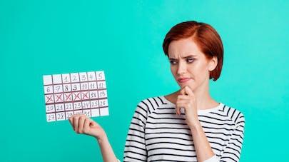 Les signes et symptômes annonciateurs des règles
