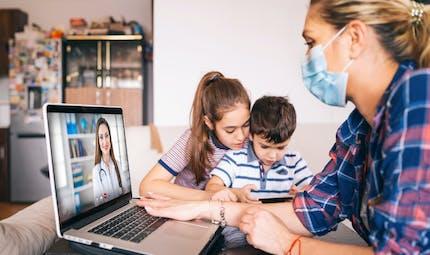 Télémédecine: téléconsultation, téléexpertise…  : comment ça se passe ?