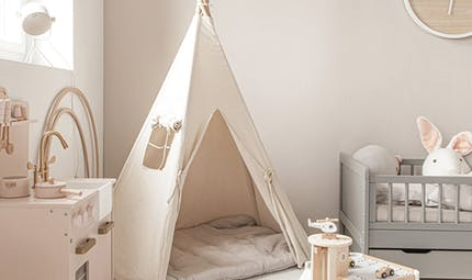 La chambre de bébé « made by a mum »
