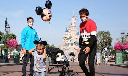 Disneyland Paris lance un guide destiné aux parents d'enfants de 0 à 7 ans