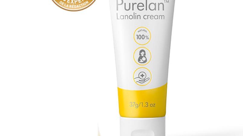 La crème Purelan, de MEDELA