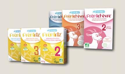 Prémibio : le lait infantile vraiment exigeant