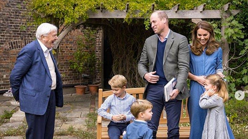 Kate Middleton : sortie avec ses trois enfants, le petit Louis a bien changé !